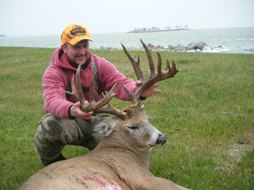 monster whitetail deer